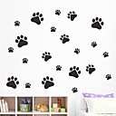 preiswerte Wand-Sticker-Tiere Formen Wand-Sticker Flugzeug-Wand Sticker 3D Wand Sticker Dekorative Wand Sticker Hochzeits Sticker, Vinyl Papier Haus Dekoration