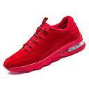 זול נעלי אוקספורד לגברים-בגדי ריקוד גברים גומי אביב / סתיו נוחות נעלי אתלטיקה שחור / אפור / אדום