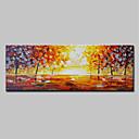 tanie Obrazy olejne-mintura® ręcznie malowane nowoczesne abstrakcyjne drzewa obraz olejny na płótnie obraz ścienny do dekoracji wnętrz gotowy do powieszenia