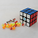 cheap Rubik's Cubes-Rubik's Cube 3*3*3 Smooth Speed Cube Magic Cube Puzzle Cube Classic Places Square Shaped Toy Boys' Girls' Gift