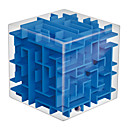 cheap Maze & Sequential Puzzles-Maze 3D Maze Puzzle Box Matte Sticker Plastics Kid's Unisex Gift