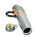 זול נעלי בד ומוקסינים לגברים-ANOWL LS1260 אור LED LED 120lm 3 מצב תאורה נייד / קל לנשיאה מחנאות / צעידות / טיולי מערות / שימוש יומיומי / רכיבה על אופניים שחור