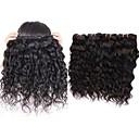 זול ז'קים לטיולים עם שכבה חיצונית רכה, ופליז-שיער בתולי קלאסי שיער פרואני 400 g שנה אחת יומי