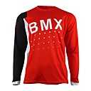 cheap Car Charger-wisdom leaves motorcycle cross-country jersey own mountain bike HD downhill cross-country jersey outdoor sports long-sleeved T-shirt quick  BMX