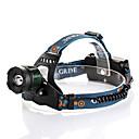 זול פנסים-ANOWL LS2288 פנסי ראש LED 700lm 3 מצב תאורה נייד / מקצועי מחנאות / צעידות / טיולי מערות / שימוש יומיומי / צלילה / שייט שחור