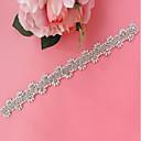 זול סטים של תכשיטים-חתונה / אירוע מיוחד אבנט עם ריינסטון / דמוי פנינה בגדי ריקוד נשים אבנטים