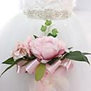 זול אפייה-סטן\טול חתונה / אירוע מיוחד אבנט עם ריינסטון / דמוי פנינה בגדי ריקוד נשים אבנטים