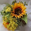 """זול סטים של תכשיטים-פרחי חתונה זרים עיצוב מיוחד לחתונה אחרים חתונה מסיבה\אירוע ערב נשף רקודים חומר 0-10  ס""""מ 0-20 ס""""מ"""