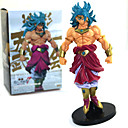 billige Anime actionfigurer-Anime Action Figurer Inspirert av Dragon Ball PVC 20 cm CM Modell Leker Dukke