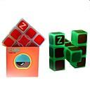זול ציורי פרחים/צמחייה-קוביה הונגרית z-cube קוביית זוהר זוהרת קוביית לטרוף / קוביית 1*3*3 קיוב מהיר חלקות קוביות קסמים קוביית פאזל Office צעצועים במשרד הפגת