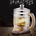 זול מכשירים למטבח-קומקום זכוכית פלדת אלחלד יפנית / קשור תנורי מים 220V 800W מכשיר מטבח
