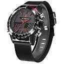 זול שעונים חכמים-שעונים מעוררים / שעון רב שימושי / שעוני ספורט JEISO-1701 ל אחרים תצוגת זמן / Multi-function / אוניברסלי / Generic / שעונים יום יומיים Alarm Clock / לוח שנה / אזור זמן כפול