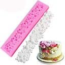 baratos Artigos de Forno-Ferramentas bakeware silica Gel Ferramenta baking Aniversário Dia dos namorados Biscoito Cupcake para bolo Moldes de bolos