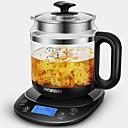 זול מכשירים למטבח-סיר רב תכליתי LCD תנורי מים 220V 1000W מכשיר מטבח