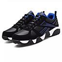 baratos Sapatos Esportivos Masculinos-Homens Tule Primavera / Outono Conforto Tênis Caminhada Preto e Vermelho / Preto e Azul / Preto / Amarelo