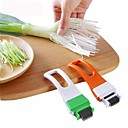 tanie Przybory kuchenne-Narzędzia kuchenne Stal nierdzewna + klasa ABS Kreatywny gadżet kuchenny Obieraczka & Tarka warzyw 1szt