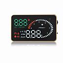 cheap Head Up Display-X6 3 Head Up Display Plug and play for Truck Bus Car Display KM/h MPH