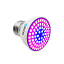 hesapli LED Grow Lights-BRELONG® 6 W Büyüyen ampul 300 lm E14 GU10 MR16 72 LED Boncuklar SMD 2835 Mavi 220-240 V, 1pc