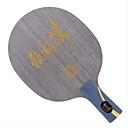 preiswerte Tischtennis-DHS® Hurricane Hao CS Ping Pang/Tischtennis-Schläger Hölzern Kohlefaser Gummi Kurzer Griff Pickel