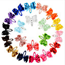 cheap Hair Accessories-Pins Hair Accessories Fabrics Wigs Accessories Girls' 20pcs pcs cm Daily Cute Kids