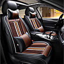 cheap Car Air Purifiers-Car Seat Covers Headrests Waist Cushions Seat Covers Textile PU Leather For universal All years All Models