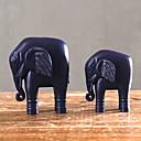 זול חפצים דקורטיביים-2pcs עץ סגנון ארופאי ל קישוט הבית, חפצים דקורטיביים מתנות