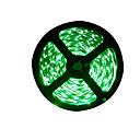 billige LED Lyskæder-ZDM® 5 m Fleksible LED-lysstriber 300 lysdioder 2835 SMD / 3014 SMD Varm hvid / Hvid / Rød Chippable / Dekorativ / Selvklæbende 12 V 1pc