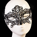 cheap Masks-Halloween Mask Halloween Prop Halloween Accessory Comfy Exquisite Sexy Lady Holiday Classic Theme Fairytale Theme Romance Fantacy Fashion