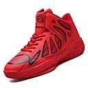 זול נעלי ספורט לגברים-בגדי ריקוד גברים גומי אביב / סתיו נוחות נעלי אתלטיקה שחור / אדום / כחול