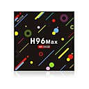 cheap Television & Computer Monitor-H96 Max 4G+64G TV Box Android 7.1 TV Box RK3328 Quad-Core 64bit Cortex-A53 4GB RAM 64GB ROM Octa Core