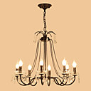 cheap Chandeliers-LightMyself™ 8-Light Chandelier / Pendant Light Ambient Light - Crystal, 110-120V / 220-240V Bulb Not Included / 15-20㎡ / E12 / E14