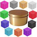 ieftine Jucării Magnet-216*1   216*2   216*3 pcs Jucării Magnet bile magnetice Lego Puzzle cub Magnetic Tipul magnetic nivel profesional 3mm Adulți Băieți Fete Jucarii Cadou