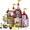 povoljno Building Blocks-LELE Kocke za slaganje Vojni blokovi Građevinski set igračke 379 pcs Cvjetni Tema Tema bajka Arhitektura kompatibilan Legoing Pogled na grad Prirodne ljepote Dječaci Djevojčice Igračke za kućne