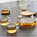 cheap Bakeware-Glasses Heatproof 5 pcs Tea Strainer