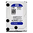 cheap Internal Hard Drives-WD 2TB SATA 3.0(6Gb / s) WD20EZRZ