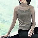 olcso szájfény-Vintage Bájos Női Póló-Egyszínű