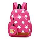 tanie Plecaki dla dzieci-Unisex Torby Nylon plecak Zamek Geometric Shape Czerwony / Ciemnoniebieski / Fuksja