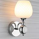 abordables Bombillas LED-Impermeable Moderno / Contemporáneo Lámparas de pared Sala de estar Metal Luz de pared 220-240V 40W