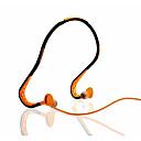 tanie Kinkiety zewnętrzne-S15 Przewodowy / a Słuchawki Piezoelektryki Plastikowy Telefon komórkowy Słuchawka Zestaw słuchawkowy