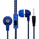 olcso Headsetek és fejhallgatók-3B01LS91A Fülben Žica Fejhallgatók Dinamikus PVC (PVC) Sport & Fitness Fülhallgató Fejhallgató