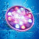 preiswerte Bahn Lichter-Unterwasserleuchten Abblendbar Wasserfest Dekorativ Außenbeleuchtung RGB DC 12V