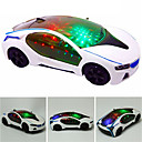 cheap Robots-LED Lighting Vehicles Car Glow Exquisite Classic Soft Plastic All Kid's Gift 1pcs