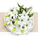 billige Kunstig Blomst-Kunstige blomster 1 Gren Pastorale Stilen Liljer Bordblomst
