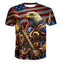 T-shirt a fantasia da Uomo