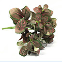 tanie TV Box-Sztuczne Kwiaty 1 Gałąź Styl pasterski Rośliny Bukiety na stół