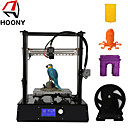 זול ציוד מדידה, בחינה וחקירה-HOONY X8 מדפסת 3D 210*210*200MM 0.4 עשה זאת בעצמך