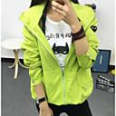 cheap Men's Bracelets-Women's Going out Jacket - Solid Colored