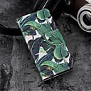 ieftine Cazuri telefon & Protectoare Ecran-Maska Pentru Huawei P20 / P20 lite Portofel / Titluar Card / Cu Stand Carcasă Telefon Plante / Copac Greu PU piele pentru Huawei P20 /