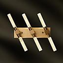 baratos Luzes de LED de Parede-QINGMING® Cristal / Estilo Mini LED / Moderno / Contemporâneo Luminárias de parede Sala de Estar / Quarto / Lojas / Cafés Metal Luz de
