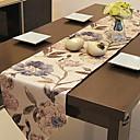 tanie Obrusy-Nowoczesny Polichlorek winylu / Włókniny Kwadrat Podkładki Kwiaty / Geometric Shape Dekoracje stołowe 1 pcs